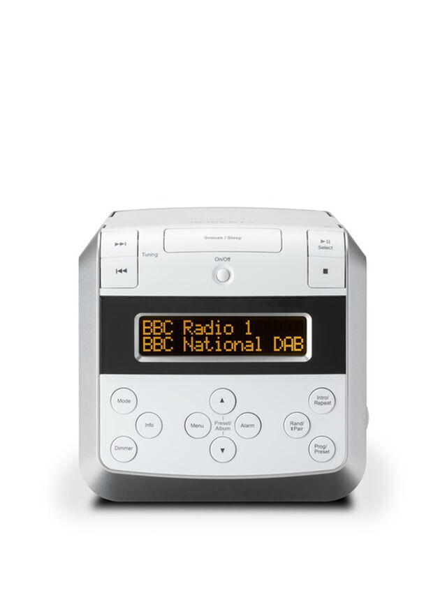 Sound 48W Bluetooth Clock Radio