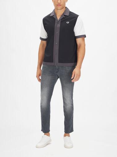 Colour-Block-Revere-Collar-Shirt-M2686