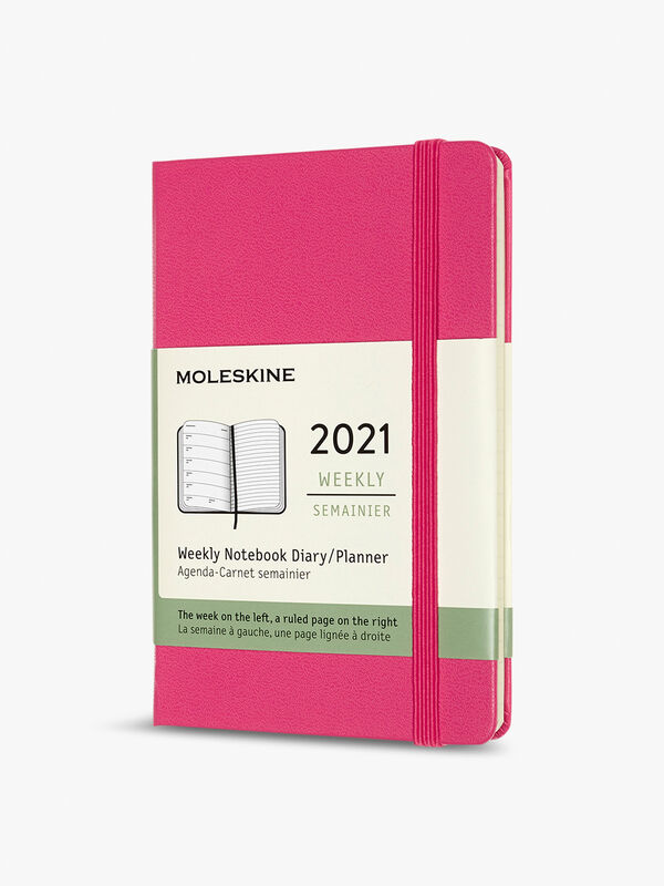 Pocket Hard Cover Diary