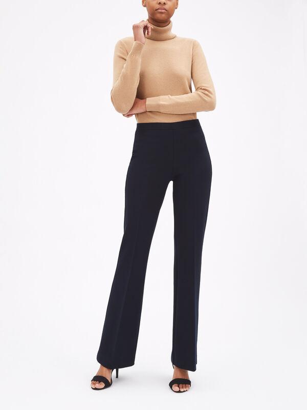 Meghan Knit Trouser