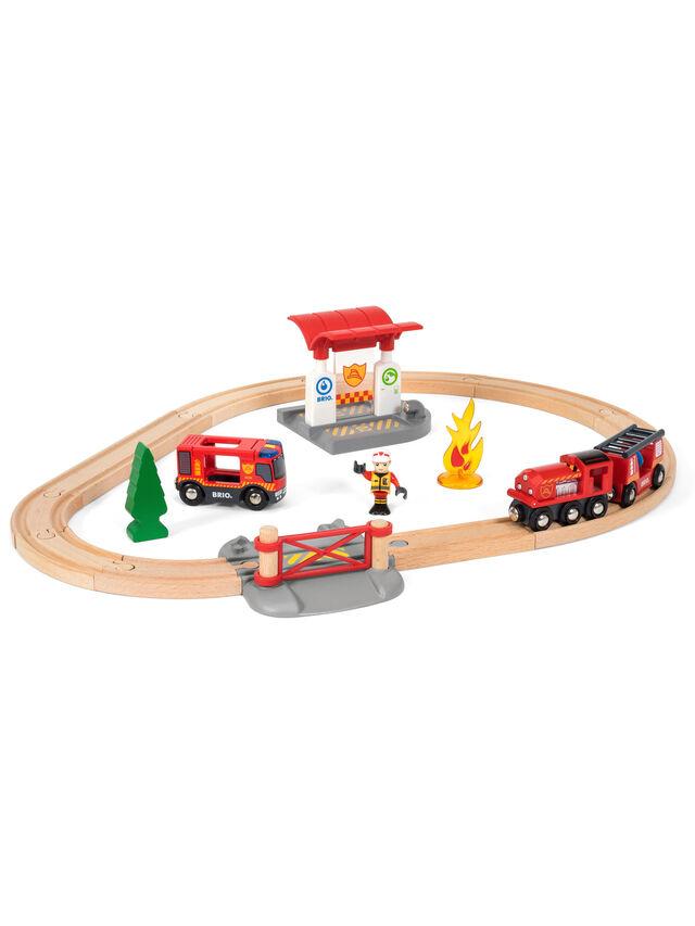 Rescue Fire Fighter Set