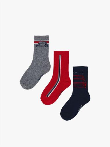 """3-pcs-set-socks-""""cars""""-10137-AW21"""
