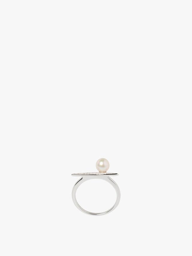 Starlet Ring Pearl Ring