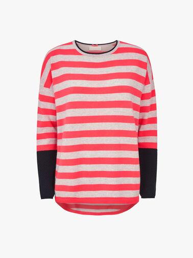 Striped-Waffle-Cuff-Crew-Neck-Knit-0001069432