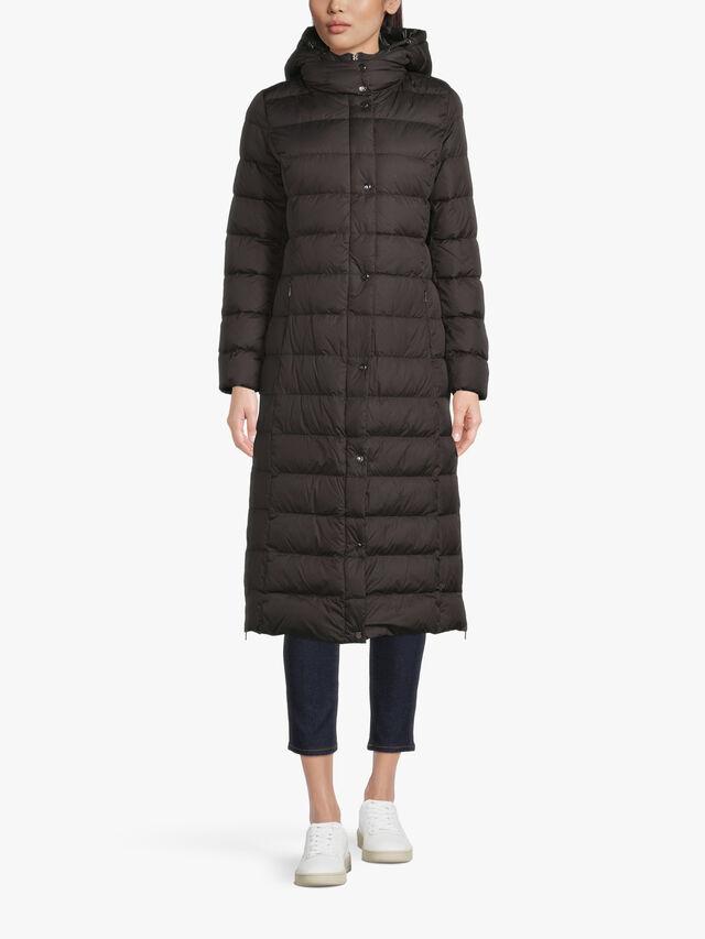 Maxi Down Padded Coat