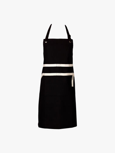 Chefs Apron Black