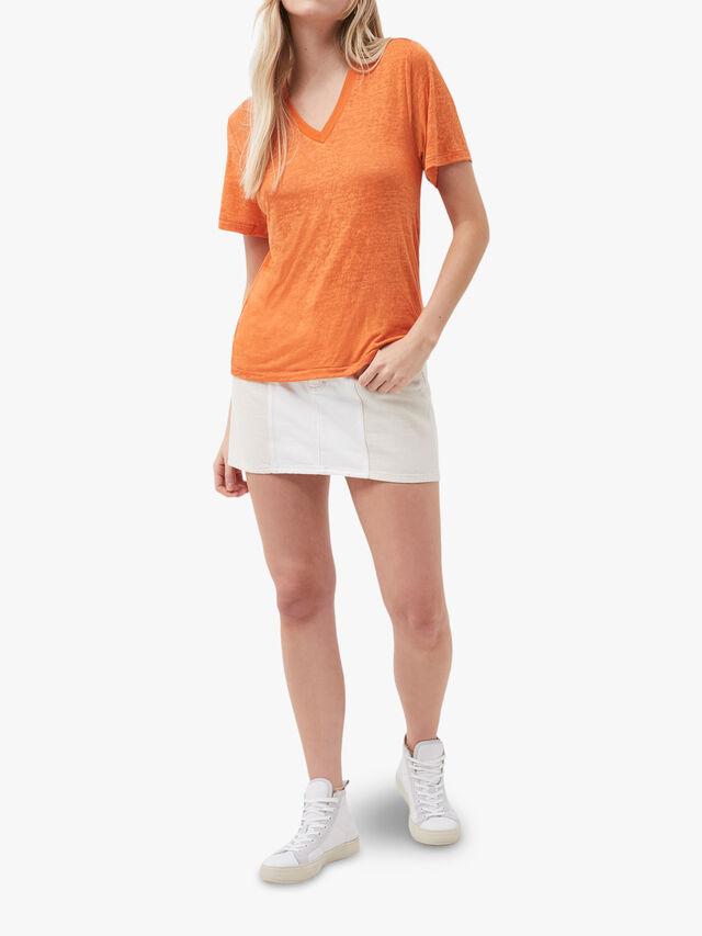 Tonie Jersey V-Neck T-Shirt