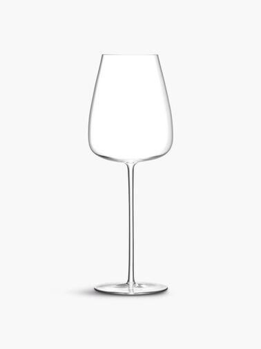 White Wine Goblet Set of 2