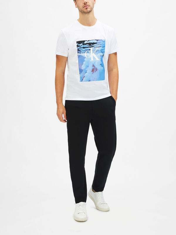 Wave Photoprint T-Shirt
