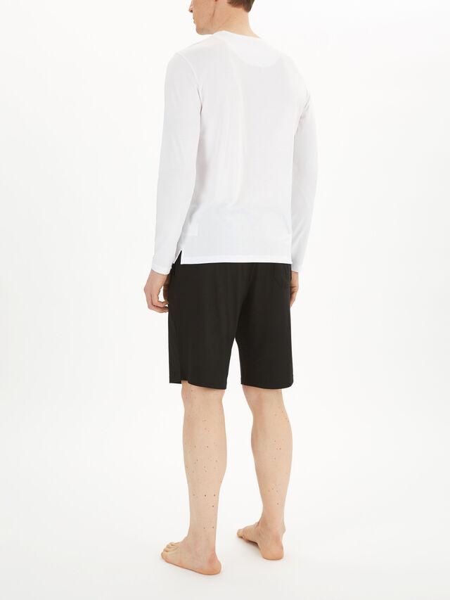 Jersey Long Sleeve Tee Shirt