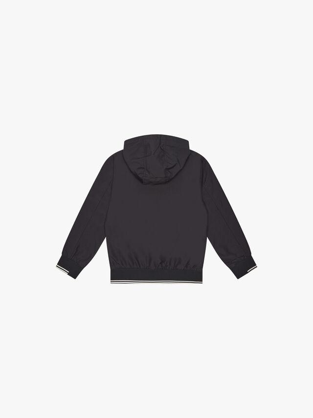 Hooded Bretham Jacket
