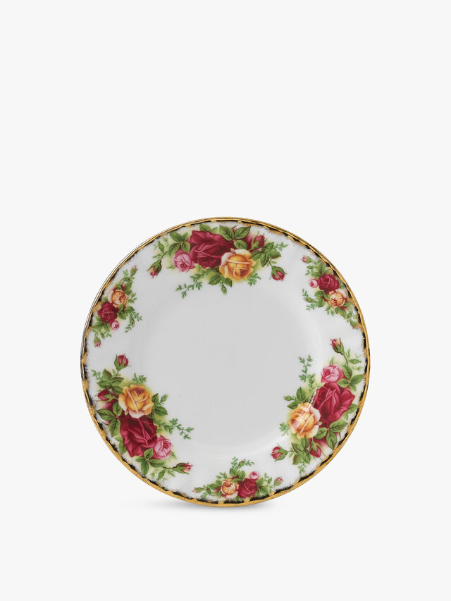 Old Country Rose Plate 16cm