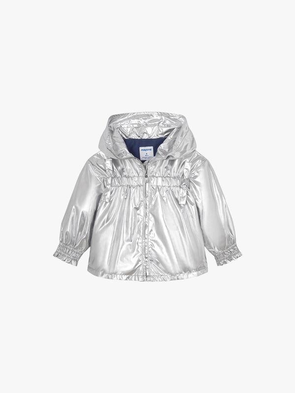 Hooded Swing Jacket