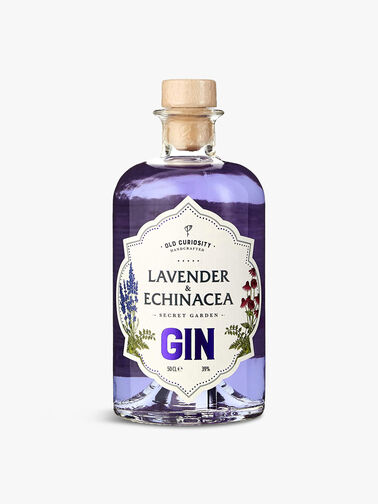 Lavender and Echinacea Gin 50cl