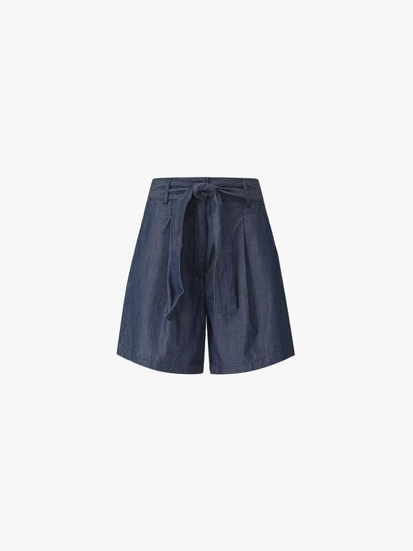 Diradato Chambray Shorts
