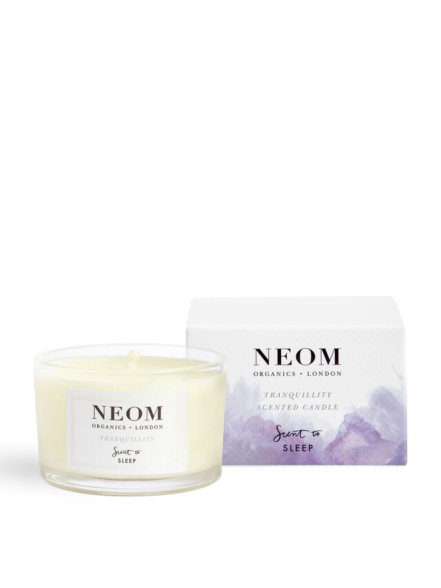 Tranquillity Sleep Travel Scented Candle