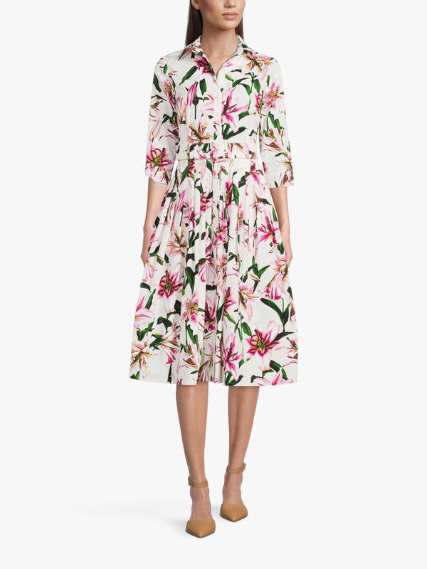 3/4 Sleeve Long Lily Noblisse Dress