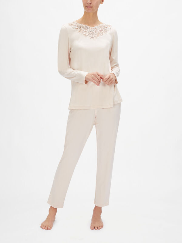 Madlen Long Sleeve Pajama