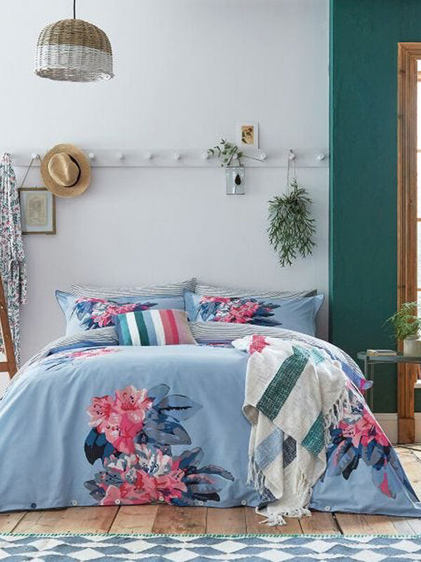 Cornish Floral Duvet Cover