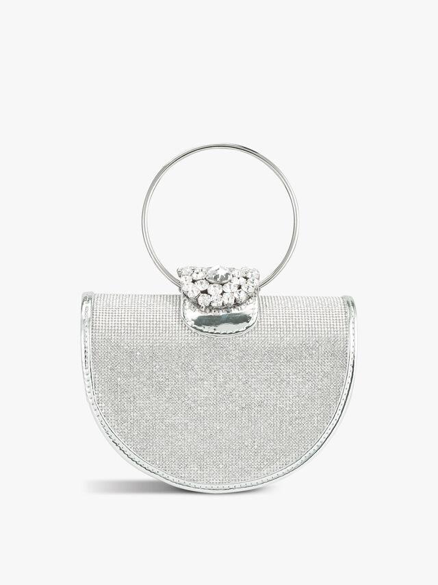 Mini Brigitte Crystal Shoulder Bag