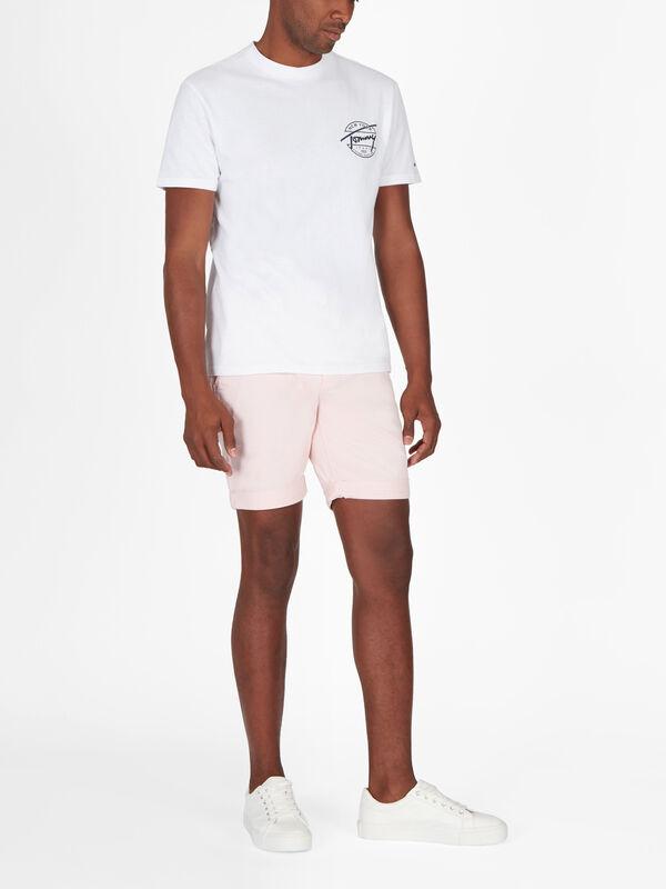 Round Back Logo T-Shirt