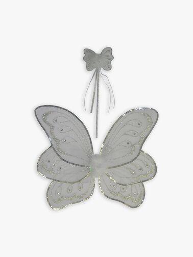 Wings & Wand Fairy Set