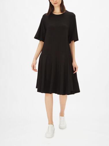 Nessana-Crop-Slv-A-Line-Jersey-Midi-Dress-1002952