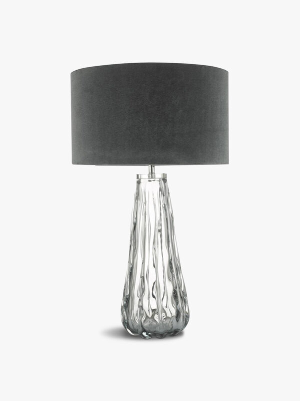 Vezzano Single Light Table Lamp Murrano
