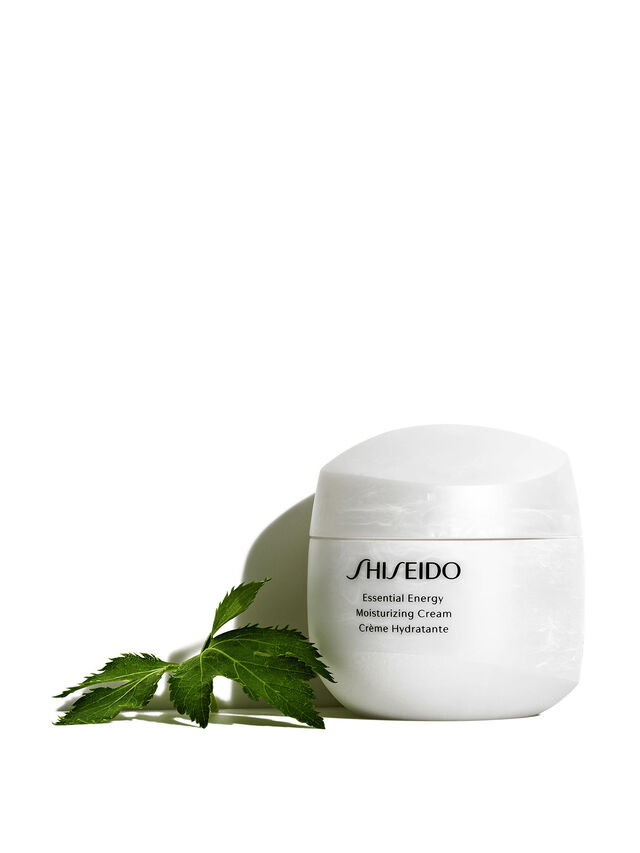 Essential Energy Moisturising Cream