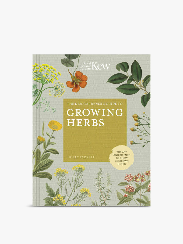 Kew Gardeners Guide To Growing Herbs