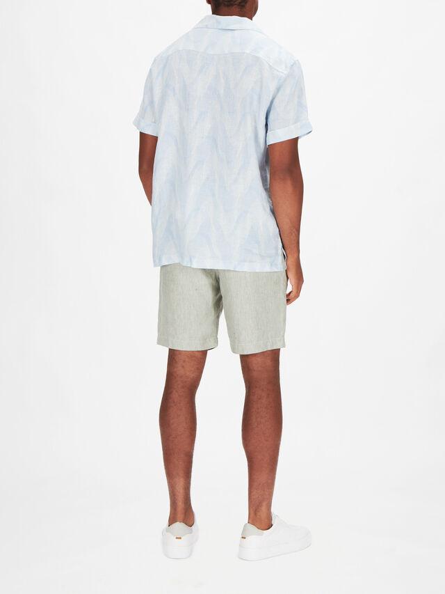 Roberto Shirt Lencois Print
