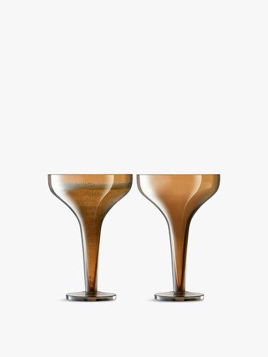 Epoque Champagne Saucer 150ml Set of 2