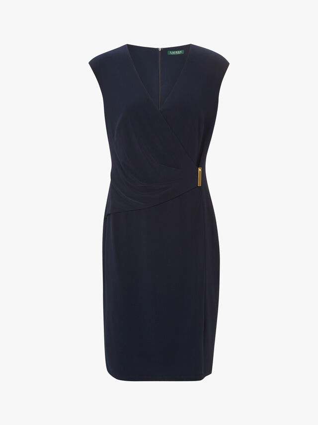 Aideena Cap Sleeve Day Dress