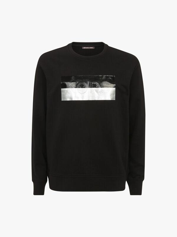 Block Split Sweatshirt