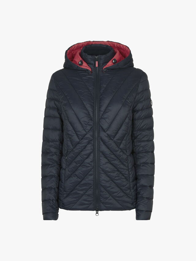 Rowlock Quilted Jacket