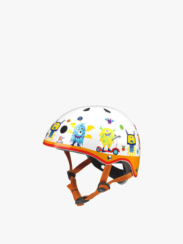 Micro Deluxe Monster Helmet - Small