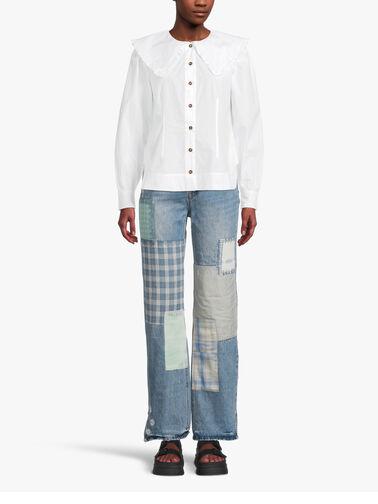 Cotton-Poplin-Collared-Shirt-F5500