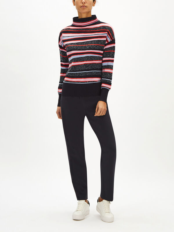 Dakar Mock Neck Knit