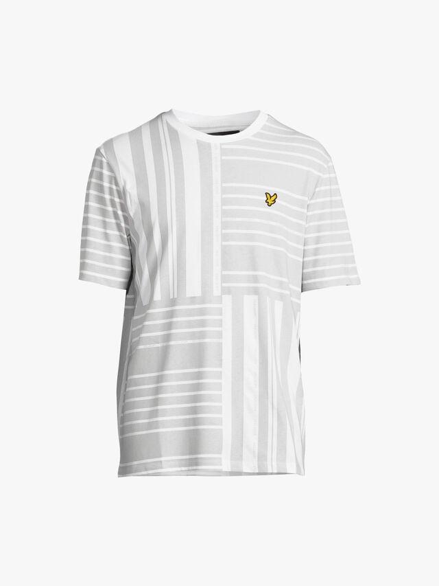 Glitch Print T-shirt