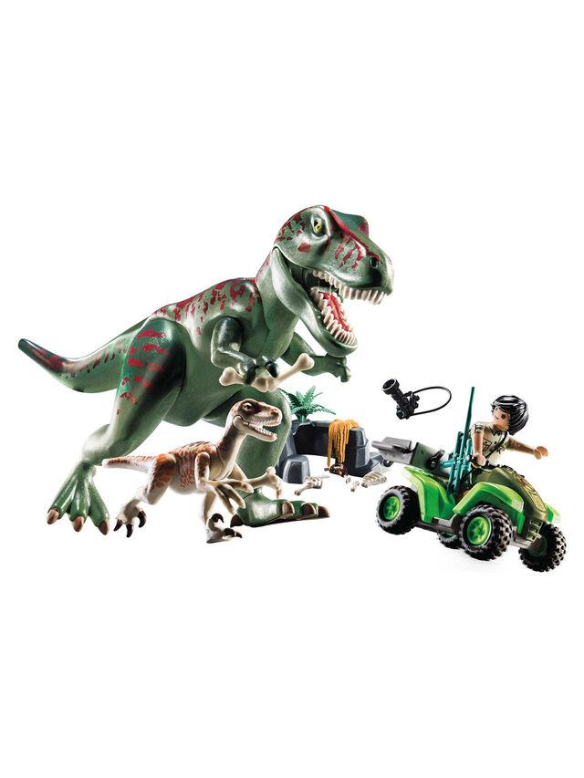 Dinos T-Rex Attack