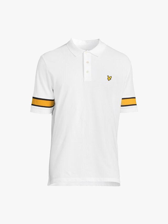 Arm Stripe Polo