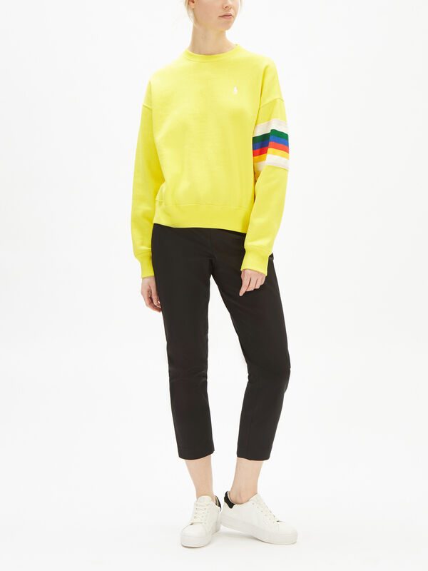 Logo Rainbow Sweatshirt