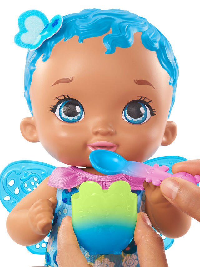 My Garden Baby™ Berry Hungry Baby Butterfly™ Doll