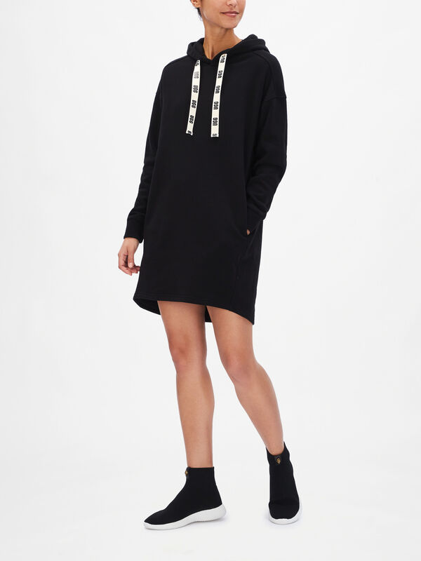Lucille Hoodie Dress
