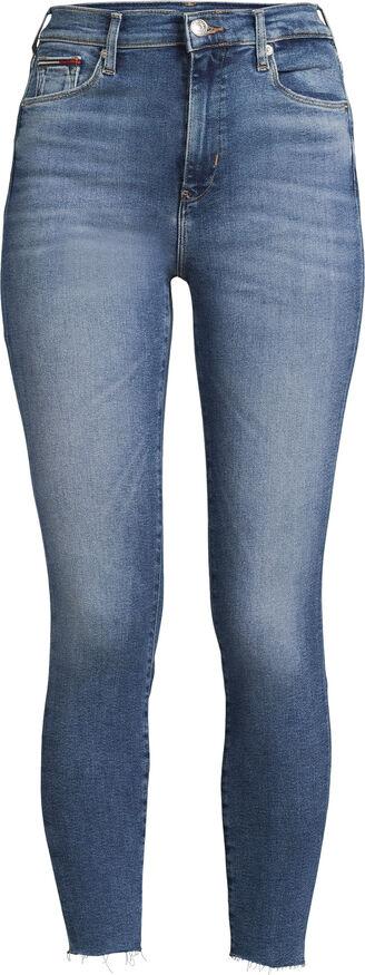 Sylvia Super Skinny Ankle Jean