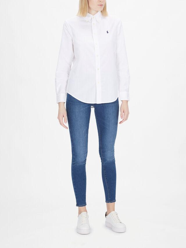 Relaxed Long Sleeve Shirt