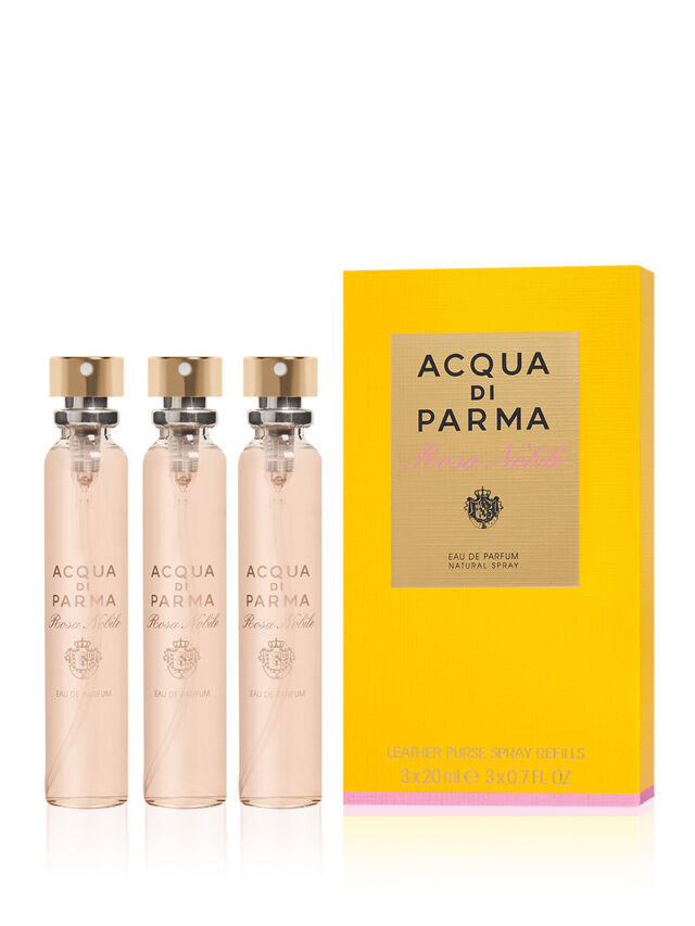 Rosa Nobile Purse Spray Refills 3 x 20 ml