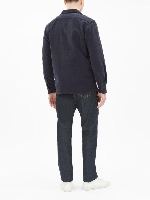 Parker Cord Overshirt