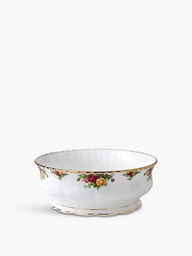 Old Country Roses Salad Bowl 26cm