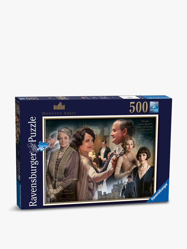 Downton Abbey Puzzle 500pc